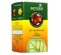 Bio Sandalwood cream, 50 grams