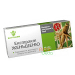 Ginseng extract, 80 tablets